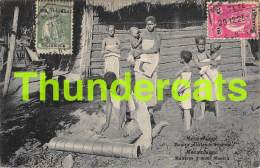 CPA MOCANBIQUE MOZAMBIQUE MAPIRA   MAHLENDE FRAUEN - Mozambique