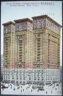 NEW YORK Herald Square Hotel McAlpin Architect Frank M. Andrews Gel. 1913 N. Teufen Switzerland - New York City