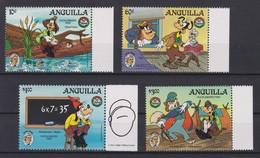 2077 Walt Disney Anguilla ( CHRISTMAS 1985 - MARK TWAIN ) - Anguilla (1968-...)