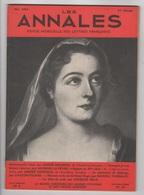 LES ANNALES 05 1954 - MADEMOISELLE AÏSSE - CENTENAIRE DU FELIBRIGE - MAUROIS VICTOR HUGO - REPORTER GEORGES LE FEVRE - - Journaux - Quotidiens