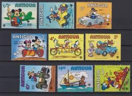 2078 Walt Disney Antigua ( INTERNATIONL YEAR OF THE CHILD ) - Disney