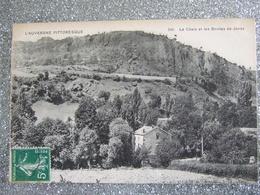 AUVERGNE PITTORESQUE /LE CHEIX ET LES GROTTES DE JONAS / BELLE CARTE 1914 - France