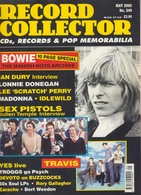REVUE ANGLAISE RECORD COLLECTOR N° 249 De 2000   :  BOWIE       ETC ........... - Objets Dérivés