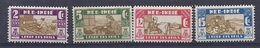 180030324  INDIA  HOLANDA  YVERT  Nº  165/8  MNH/MH - Niederländisch-Indien