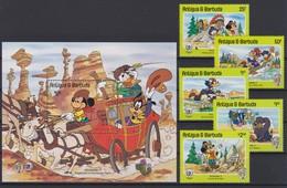 2080 Walt Disney Antigua & Barbuda - Disney