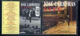 José Carreras - Live - 1CD - Classical