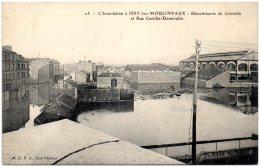92 L'inondation à ISSY-les-MOULINEAUX - Blanchisserie De Grenelle Et Rue Camille-Desmoulin - Issy Les Moulineaux