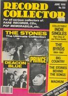 REVUE ANGLAISE RECORD COLLECTOR N° 130 De 1990   : THE STONES         ETC ........... - Objets Dérivés