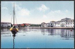 Croatia / Hrvatska: Brioni (Brijuni), Hafenpartie 1913 - Croatia
