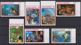 2084 Walt Disney Antigua & Barbuda  ( EPCOT CENTER ) - Disney