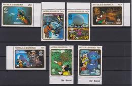 2085 Walt Disney Antigua & Barbuda ( EPCOT CENTER II ) - Disney