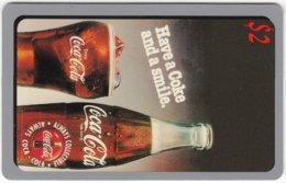 USA C-550 Prepaid Sprint - Advertising, Drink, Coca Cola - MINT - United States