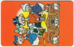 USA C-607 Prepaid  - Walt Disney, Duck Family - FAKE - Sonstige