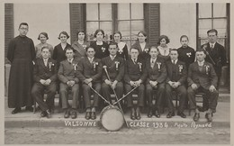 VALSONNE - Classe 1934       ( Carte-photo ) - France