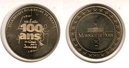 Eclaireuses Eclaireurs De France 100 Ans  2011  Monnaie De Paris - Monnaie De Paris