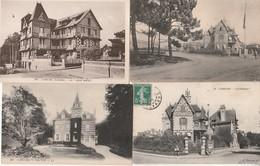 Lot De 6 CPA Villas à Cabourg. - Cabourg