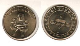 75 Musée Quai Branly 2006  Monnaie De Paris - 2006