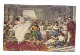 COPIE DE TABLEAU  Repas De Lucullus - Femmes Dénudées - - Paintings