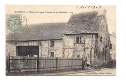 VALDOIE Maison Où Logea Turenne Décembre 1674 - Valdoie