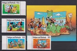 2095 Walt Disney Antigua & Barbuda ( MICKEY PRODUCTION STUDIOS II ) - Disney