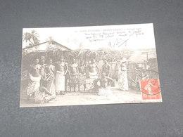 COTE D'IVOIRE - Carte Postale - Grand Lahou - Groupe Agni - L 19211 - Côte-d'Ivoire