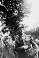 2 Photos / ROYALTY / Belgique / België / Roi Leopold III / Koning Leopold III / Malmédy / 1938 / Photo Size: 5.50 X 8.20 - Guerre, Militaire