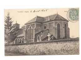 VALDOIE  L'EGLISE - Valdoie