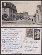 Halle (Saale) Ammendorf Radeweller Straße Mit Zigarren -Albert Rothe - Bäckerei Und Riebeck Gasthof - Halle (Saale)