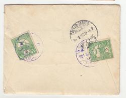 Hungary Croatia Letter Travelled 1907 Zagreb B180612 - Hungary