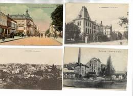 57 - Lot De 8 Cartes Postales De SARREBOURG ( Moselle ) - Toutes Scannées - Cartes Postales