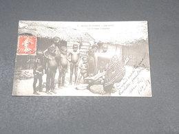 CÔTE D 'IVOIRE - Carte Postale - Aboisso - Le Village Indigène - L 19213 - Côte-d'Ivoire