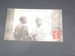 CÔTE D 'IVOIRE - Carte Postale - Aboisso - Jeunes Filles Apolloniennes - L 19215 - Côte-d'Ivoire