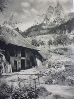 Annecy ,  Route De Faverges A Talloires , Saint Germain , Hélliogravure D'aprés G L Arlaud , 1934 - Documents Historiques