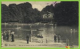 Voyo BRUXELLES  - Chalet Robinson Used  Excellent Condition 1915  Feldpostkarte - Cafés, Hôtels, Restaurants