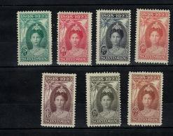 SURINAM - Yvert N° 100 / 6 - Surinam
