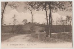 CPA 62 BOULOGNE CIRCUIT Le Pont De Selles - Boulogne Sur Mer