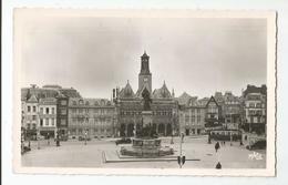 02 St Quentin La Place Tramway Ed Photo Mage - Saint Quentin
