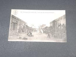 DJIBOUTI - Carte Postale - Une Rue Du Village Indigène - L 19222 - Gibuti