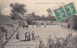 CARTE POSTALE DE BOUTIGNY / USINE / TUILERIE - France
