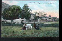 30, Environs De Besseges, Chateau De La Nouvelle - Bessèges
