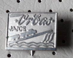 VRBAS Jajce Auto Transport And Service  Bosnia Ex Yugoslavia Pin - Transportation