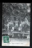34, Lodeve, Bassin Et Fontaine De La Mairie - Lodeve