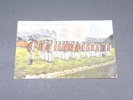 POLOGNE - Affranchissement De Limanowa Sur Carte Postale En 1919 Pour Paris - L 19235 - ....-1919 Provisional Government
