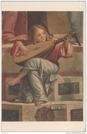 Angelo Musicante - Vittore Carpaccio - Venezia Accademia Delle Belle Arti - Angeles