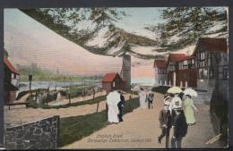 Exhibition Postcard - English Road, Coronation Exhibition, London, 1911 -  DC1610 - Expositions