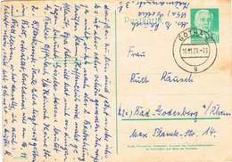 28956. Entero Postal GOTHA (Alemania DDR) 1960 - [6] República Democrática