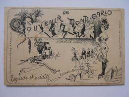 Souvenir De Monte-Carlo Ton Beige - Sin Clasificación