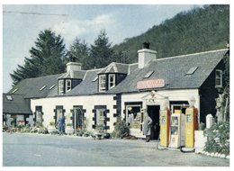 (41) UK - Scotland - Inverness Petrol Station - Inverness-shire
