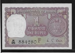Inde - 1 Ruppee - Pick N°77 - SPL - Inde
