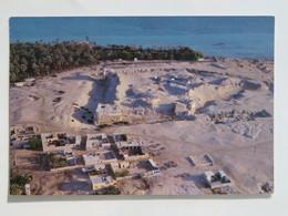 Carte Postale : BAHRAIN : The Mound Of DILMUN, Aerial View - Bahrain